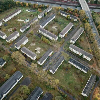 """""""Auftakt zur Entwicklung eines der größten  Wohnquartiere in Rhein-Main"""""""