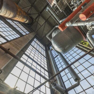 Historisches Heizkraftwerk wird zu Wohnraum