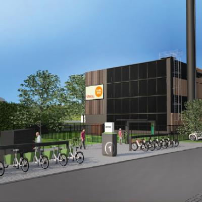 Land Hessen bewilligt 500.000 Euro Fördermittel für größtes deutsches E-Mobilitätscluster im Pioneer Park Hanau