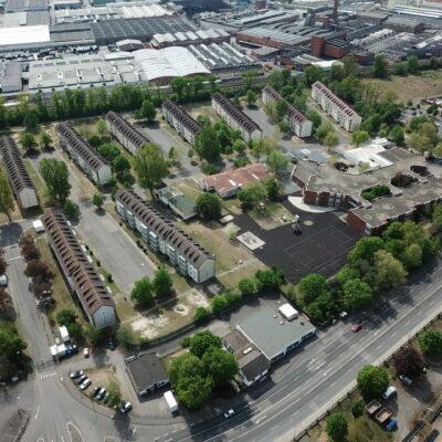 """""""Ein mutmachendes Signal für unsere Pläne"""" Sportsfield Housing wird Ausbildungsstandort für den Zoll"""